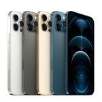 iPhones 12 et 12 Pro